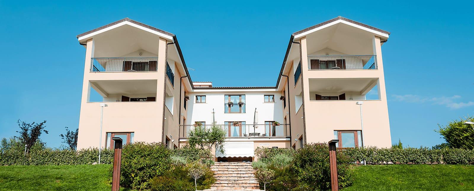 Magnificat Hotel & Resort - il tuo soggiorno in Abruzzo