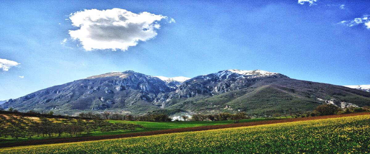 La leggenda della Majella: la Bella Addormentata d'Abruzzo ...